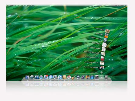 apple leopard dock