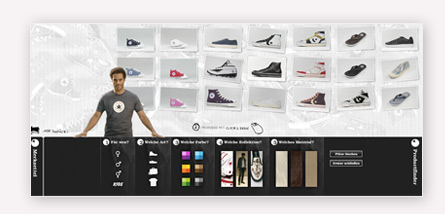 Converse flash catalogue