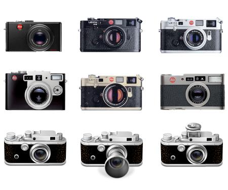 Icones Leica