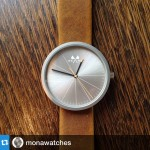 Vraiment superbes les Mona #Repost @monawatches with @repostapp.