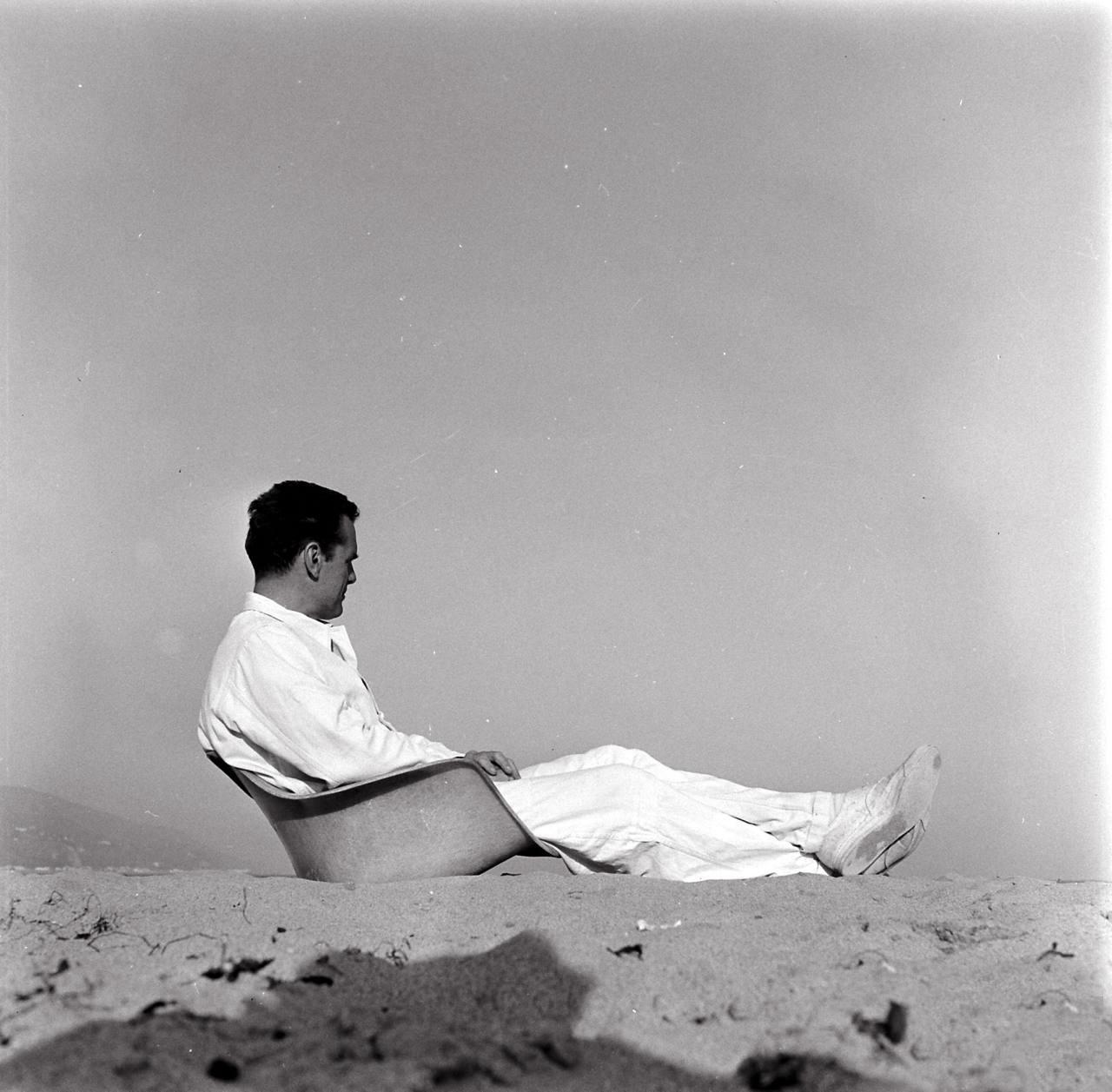 Charles Eames Santa Monica