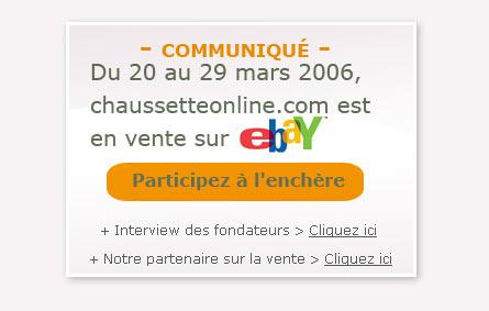 chaussetteonline.com