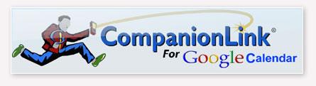 companionlink google calendar