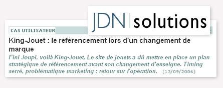 jdn solutions référencement