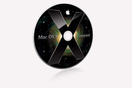 leopard mac OS X