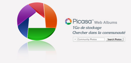 picasa upgrade storage