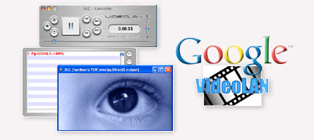 videolan google video